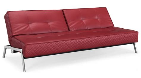 dino leather convertible sofa beds