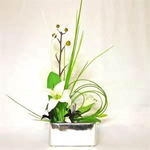 d 233 coration composition de fleurs artificielles moderne pour noel n 246 el composition florale design