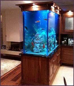 Coole Aquarium Deko : aquarium schrank schaffen sie eine exotische atmosph re zu hause ~ Markanthonyermac.com Haus und Dekorationen