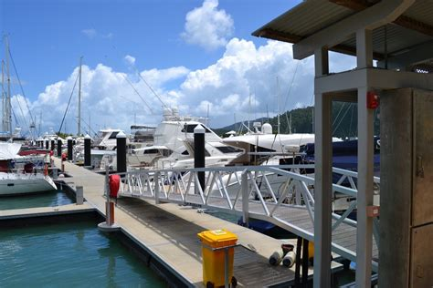 Boat Mooring Airlie Beach by Port Of Airlie F32 Marina Berth 24m For Sale Marina