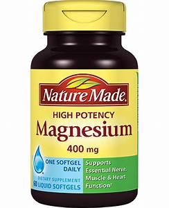High Potency Magnesium 400 mg