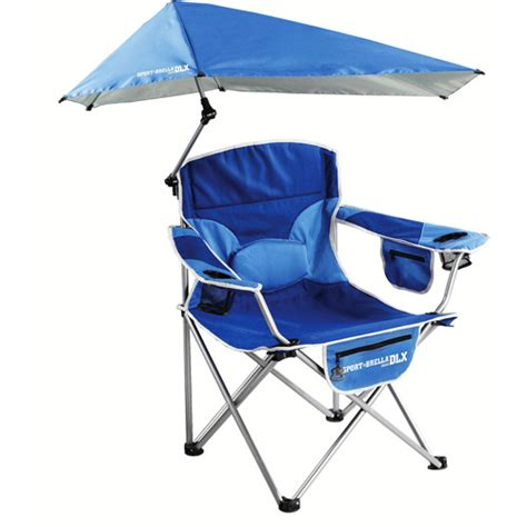 brand new sklz sport brella umbrella sports chair dlx ebay