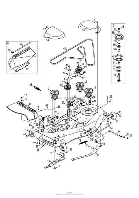 troy bilt lawn mower engine diagram of pulley get free