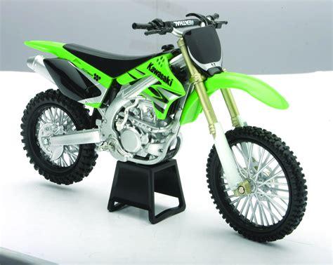 Green Dirt Bikes