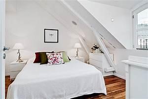 Zimmer Gestalten Ikea : schlafzimmer mit dachschr ge gem tlich gestalten freshouse ~ Markanthonyermac.com Haus und Dekorationen