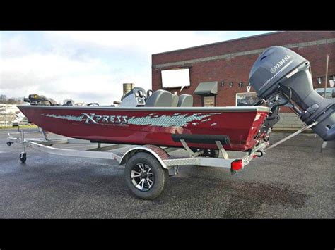Xpress Fishing Boat For Sale by 2018 Xpress Boats Xp7 Bass Fishing Boat For Sale Trade