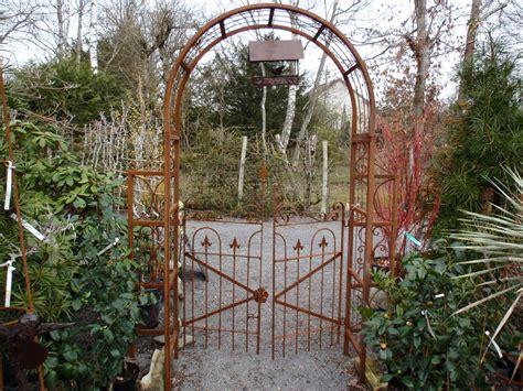decorer une pergola en bois 8 arche jardin kirafes