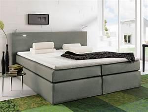 Boxspringbett Preis Leistung : boxspringbetten gesunder schlaf ist kein luxus design m bel ~ Markanthonyermac.com Haus und Dekorationen
