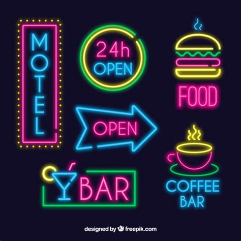 Set Of Bright Neon Signs Vector  Free Download. Elderly Signs Of Stroke. National Oklahoma Signs. Rectangle Signs Of Stroke. Hallway Signs. Brain Tumor Signs. February 6th Signs Of Stroke. Contamination Signs. Steel Signs