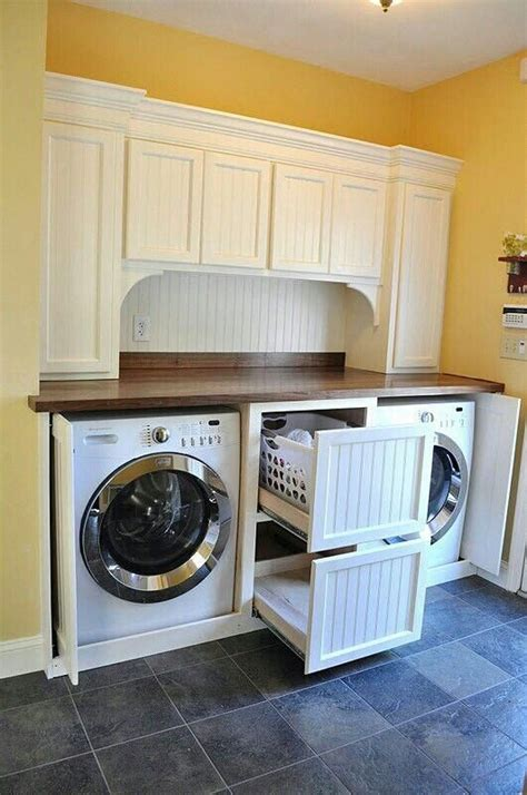 Laundry Room Makeover Ideas  Beadboard Love The Way They