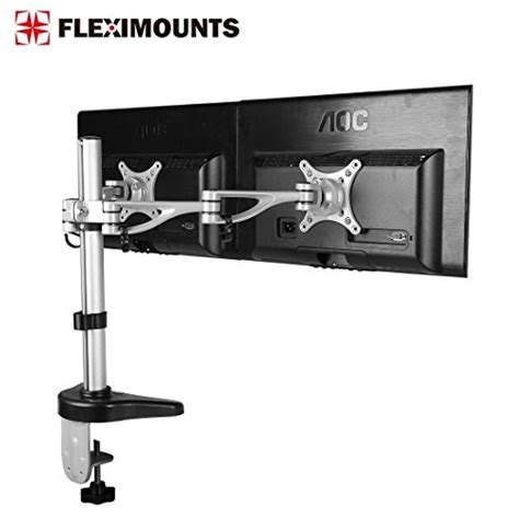 fleximounts m13 computer monitor mounts cl dual monitor