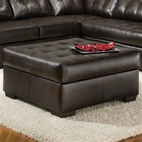 simmons 174 manhattan ottoman at big lots this is the faux leather ottoman coffee table that