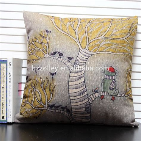 cats decorative pillow photo print pillows cheap