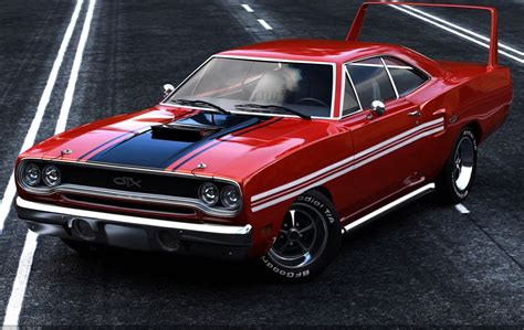 Classic American Muscle Cars 2014