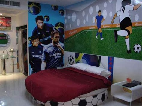 soccer bedrooms interior decorating ideas bedroom ideas soccer bedroom
