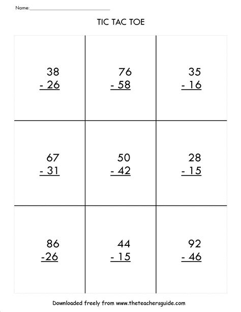 Single Digit Addition Worksheets From The Teacher's Guide