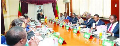 cameroun conseil de cabinet le pm prescrit la r 233 forme des centres sp 233 ciaux d 233 tat civil actu