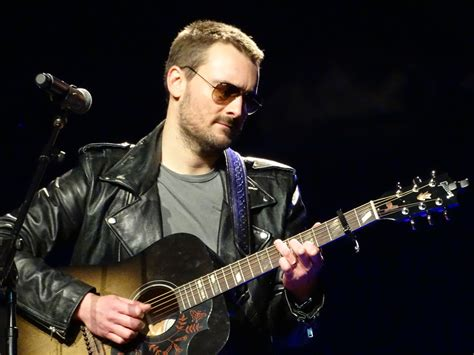 Eric Church Believes Country Music Has Become 'too