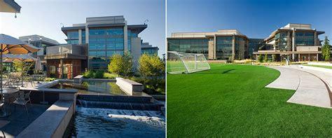 Microsoft West Campus Studios, Commons, & Garage
