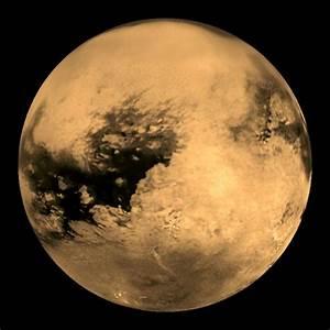 Saturn's Moon Titan Has Liquid Ocean