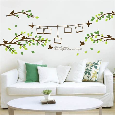 wall decals decor home decorative paper window wall font b poster olpos design