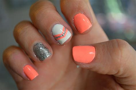 Nail Design : 40 Simple Nail Designs For Short Nails Without Nail Art