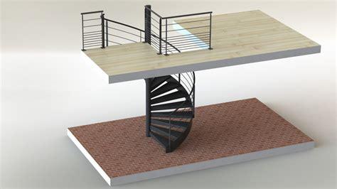 escalier h 233 lico 239 dal