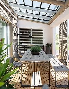 überdachte Terrasse Bauen : naturdesign gesundes wohnen mit stil ~ Markanthonyermac.com Haus und Dekorationen