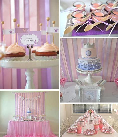 Kara's Party Ideas » Princess Party With Lots Of Really