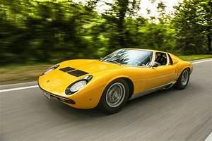 What it's like to drive Lamborghini's most beautiful car ...
