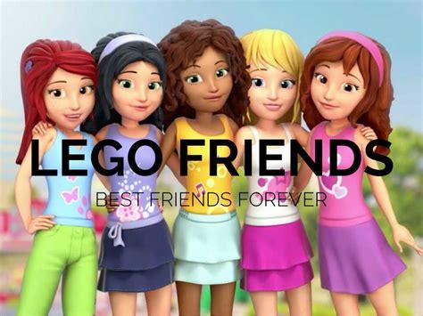 Lego Friends By Adai Chock