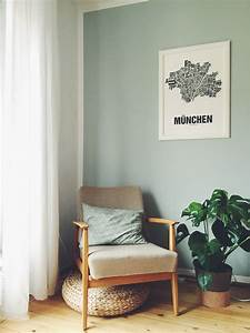 Alpina Sanfter Morgentau : gr nt ne alpina sanfter morgentau ikea monstera retro sessel stoff stil kissen ~ Markanthonyermac.com Haus und Dekorationen