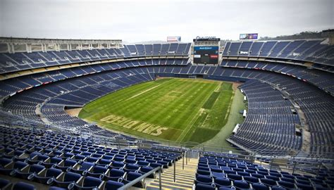 San Diego Chargers' Possible Stadium Not Likely To Impact