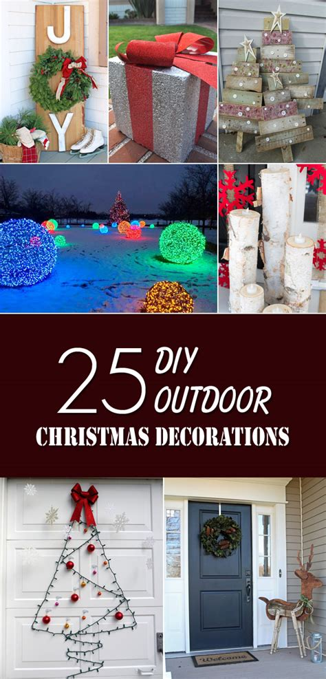 25 amazing diy outdoor decorations on a budget