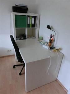 Ikea Möbel Weiß : expedit schreibtisch wei in l rrach ikea m bel kaufen und verkaufen ber private kleinanzeigen ~ Markanthonyermac.com Haus und Dekorationen