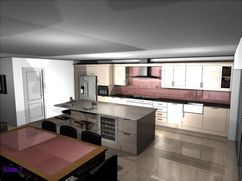 Independent Kitchen Design Example  Project 1