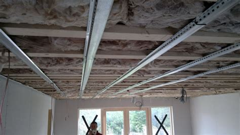soundproofing a ceiling using resilient channels home design ideas
