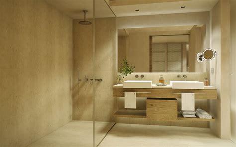 salle de bain hotel luxe chaios