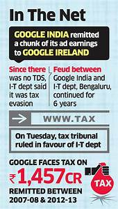 Tax on Remittances: Google loses 6 year battle, must pay ...