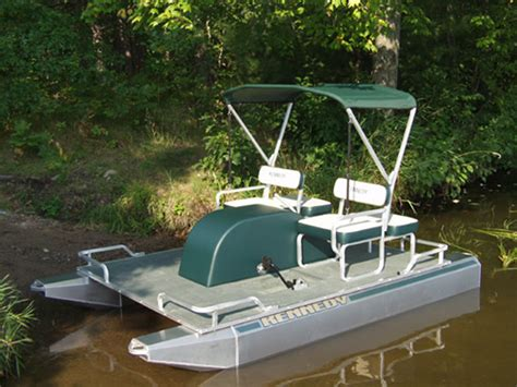 Inflatable Boat With Drive Wheels by Pedal Boats At Kennedy Pontoons Nationwide Shipping