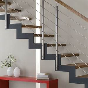 Stahl Holz Treppe : sanierte treppe holz metall und stahl mit bucher treppen modell ferro treppen pinterest ~ Markanthonyermac.com Haus und Dekorationen