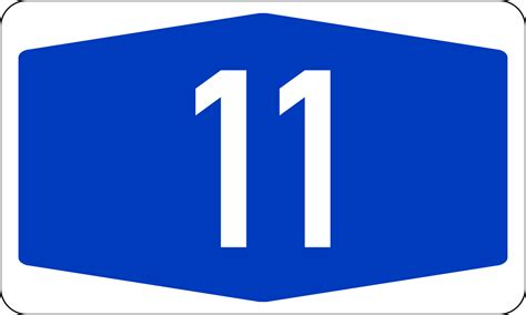 Bundesautobahn 11 Number.svg Small Bathroom Decor White Cabinet Ideas Best Bathrooms And Turquoise 20 Of The Purple Designs 2013 Size