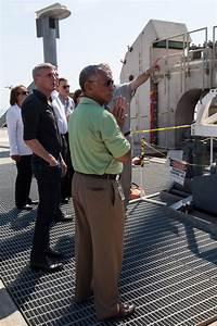 Administrator Bolden, NASA Advisory Committee Members Tour ...