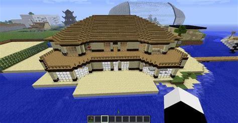 """Minecraftvilla 15x30 """"bauplan"""" (multiplayer"""