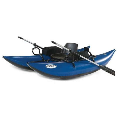 Outcast Fishing Pontoon Boats by Outcast Fish Cat 9 Inflatable Pontoon Boat Tackledirect