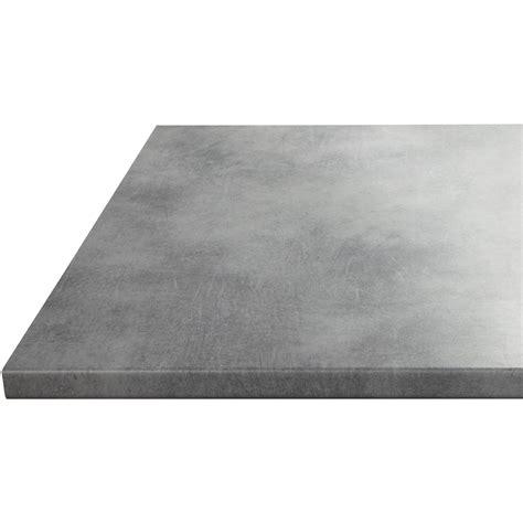 plan de travail stratifi 233 effet b 233 ton mat l 180 x p 60 cm ep 28 mm leroy merlin