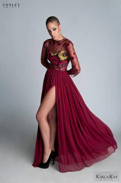 robe de soir 233 e en pagne et dentelle le pagne africain beautiful brides