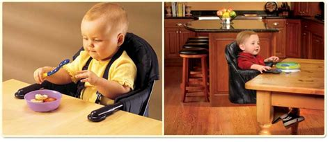 regalo easy diner portable hook on high chair great