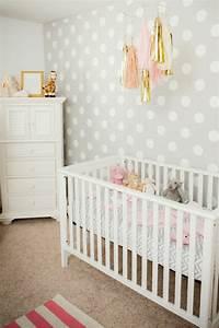 Tapeten Für Babyzimmer : tapete in grau stilvolle vorschl ge f r wandgestaltung ~ Markanthonyermac.com Haus und Dekorationen