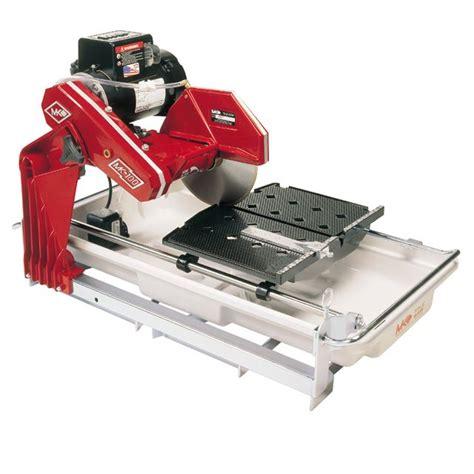mk 1 1 2 hp 10 quot professional tile saw